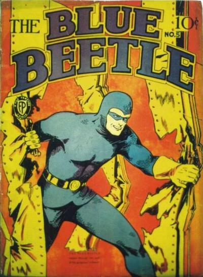Blue Beetle (Fox) Vol 1 5