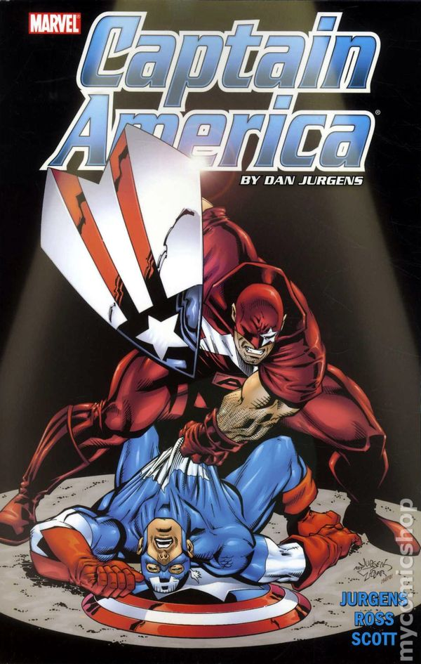 Captain America by Dan Jurgens Vol 3 2