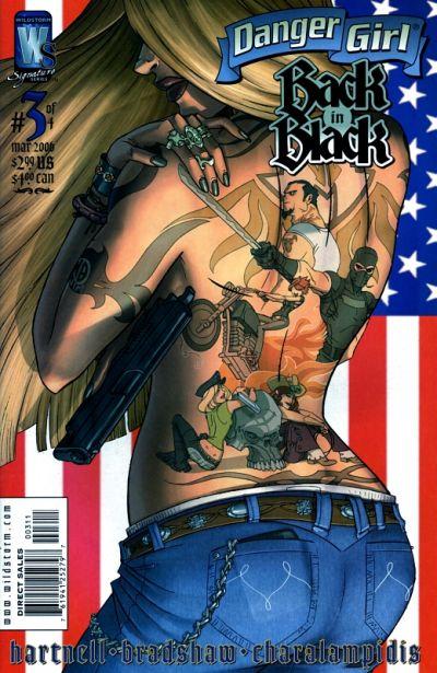 Danger Girl: Back in Black Vol 1 3