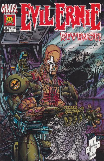 Evil Ernie: Revenge Vol 1 3