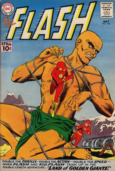 Flash Vol 1 120