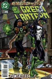 Green Lantern Vol 3 84
