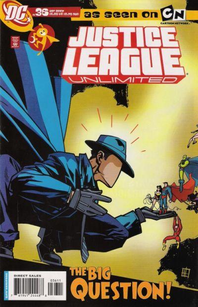 Justice League Unlimited Vol 1 36