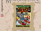 Marvel Masterworks Vol 1 105