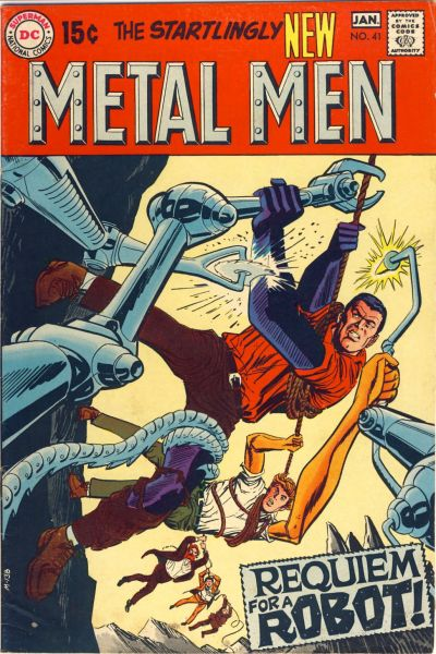 Metal Men Vol 1 41
