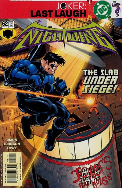 Nightwing Vol 2 62