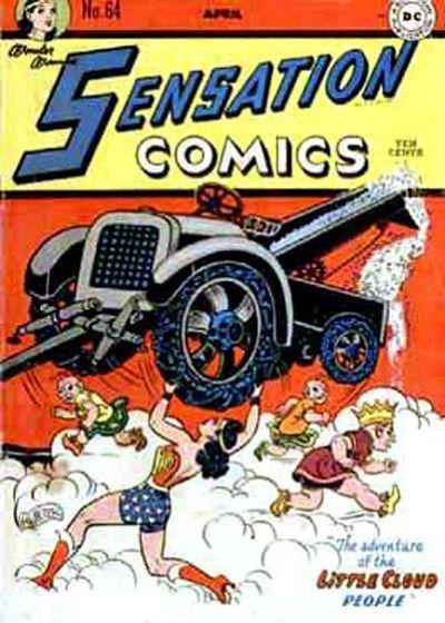 Sensation Comics Vol 1 64