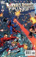 Superman Last Stand of New Krypton Vol 1 2
