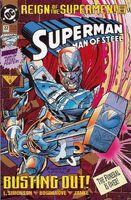Superman Man of Steel Vol 1 22