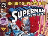 Superman: Man of Steel Vol 1 22