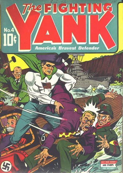 The Fighting Yank Vol 1 4