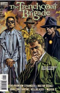 Trenchcoat Brigade/Covers