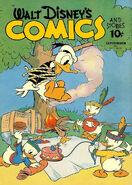 Walt Disney's Comics and Stories Vol 1 24