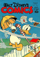 Walt Disney's Comics and Stories Vol 1 42