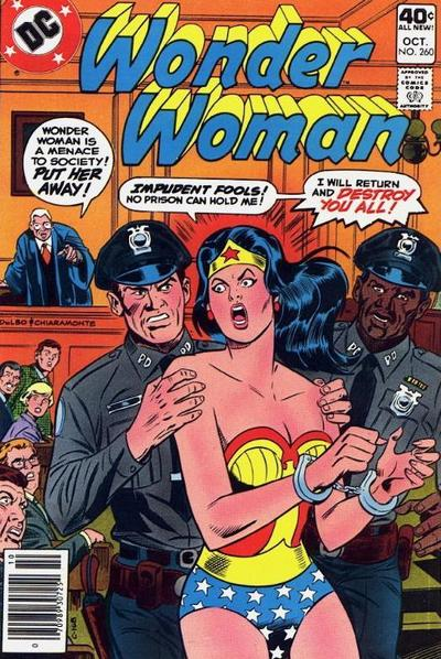 Wonder Woman Vol 1 260