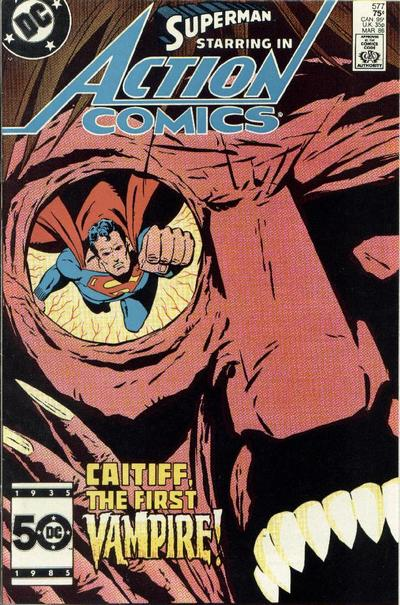 Action Comics Vol 1 577