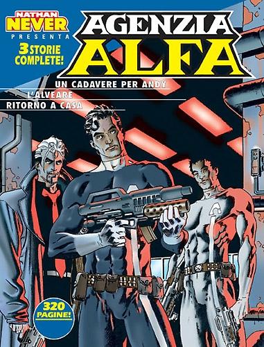 Agenzia Alfa Vol 1 8