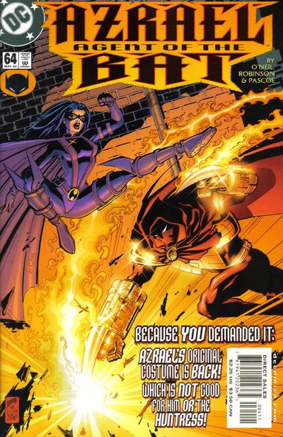 Azrael: Agent of the Bat Vol 1 64