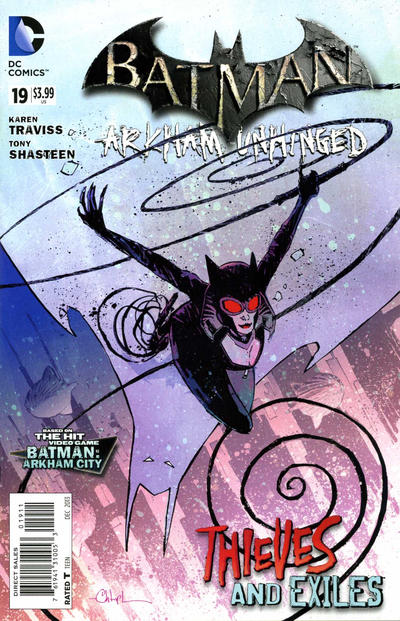 Batman: Arkham Unhinged Vol 1 19