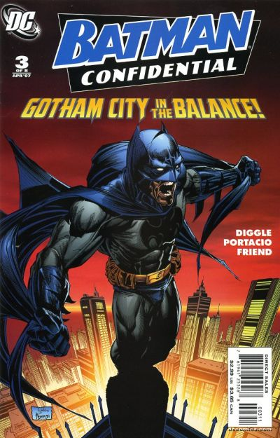 Batman Confidential Vol 1 3
