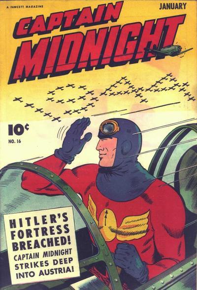 Captain Midnight Vol 1 16