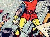 Cavalier (Nedor Comics)
