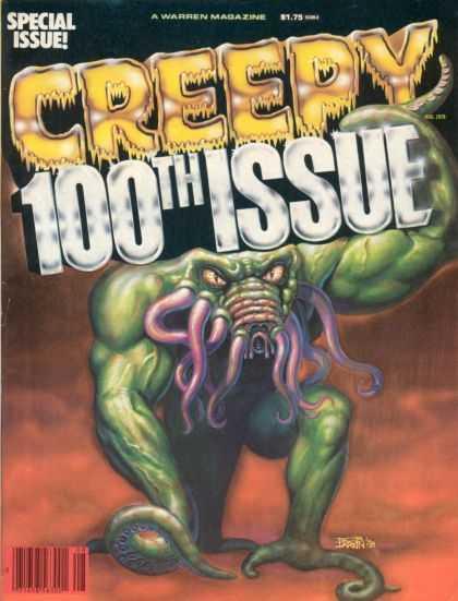 Creepy Vol 1 100