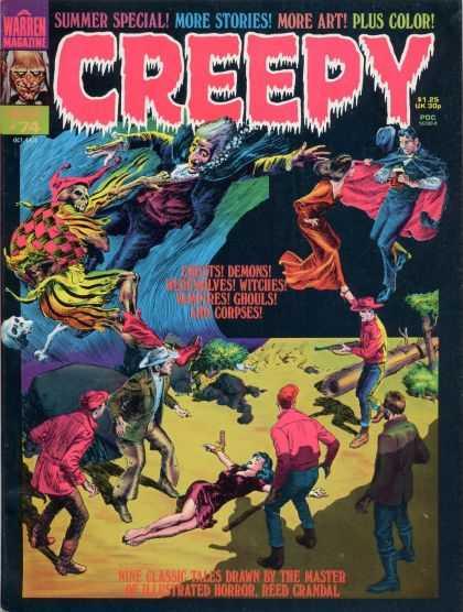 Creepy Vol 1 74