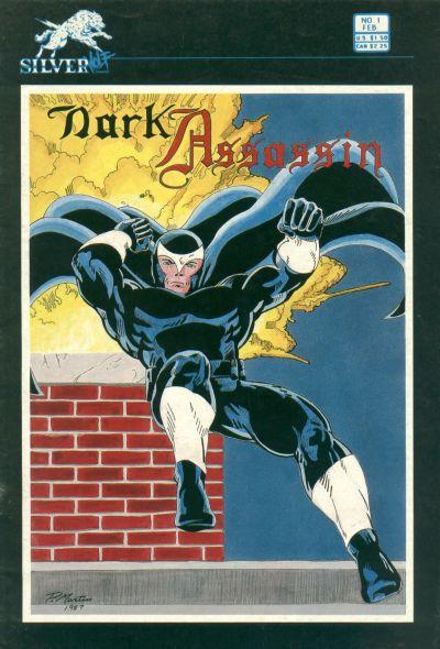 Dark Assassin Vol 1 1
