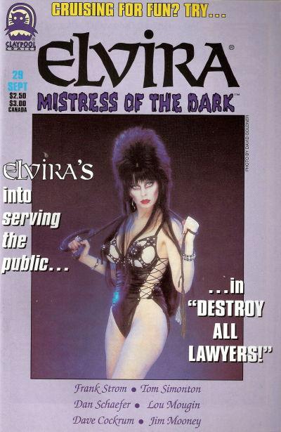 Elvira, Mistress of the Dark Vol 1 29