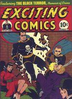 Exciting Comics Vol 1 12
