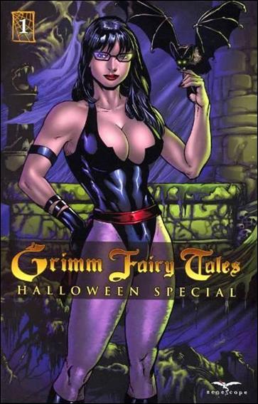 Grimm Fairy Tales: Halloween Special Vol 1 1