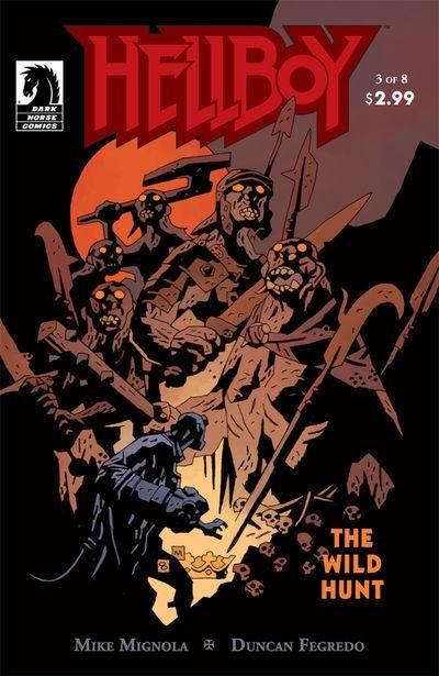 Hellboy: The Wild Hunt Vol 1 3
