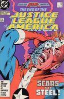 Justice League of America Vol 1 260