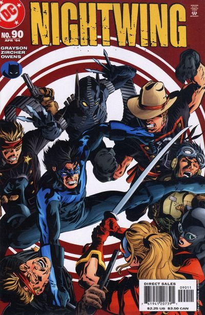 Nightwing Vol 2 90