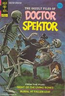 Occult Files of Dr. Spektor Vol 1 7