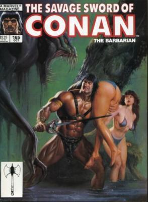 Savage Sword of Conan Vol 1 165