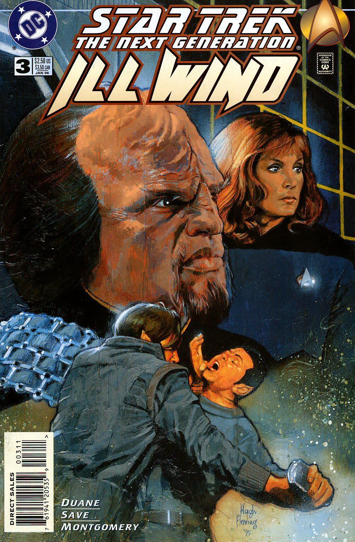 Star Trek: The Next Generation: Ill Wind Vol 1 3