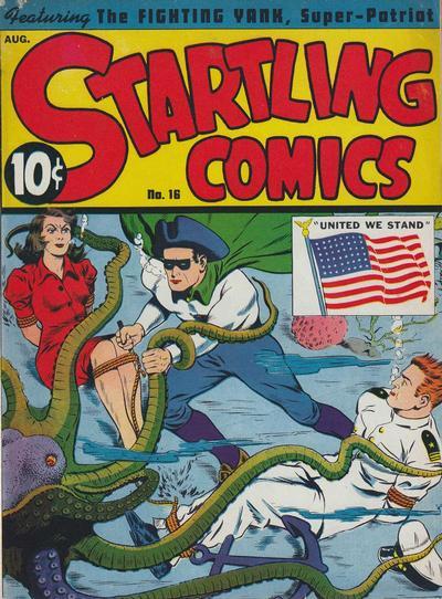 Startling Comics Vol 1 16