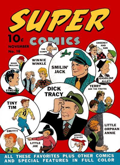 Super Comics Vol 1 18