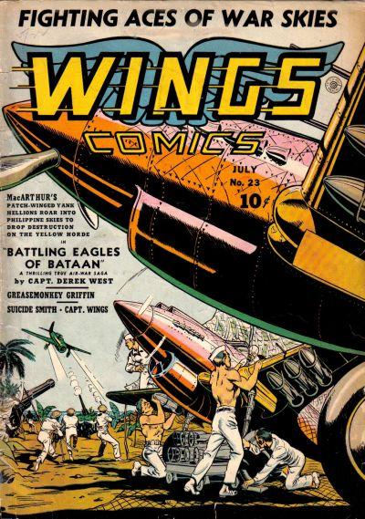 Wings Comics Vol 1 23