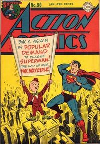 Action Comics Vol 1 80
