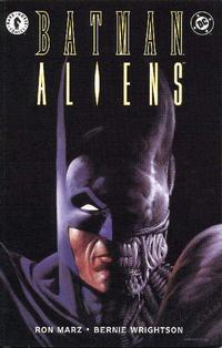 Batman/Aliens/Covers