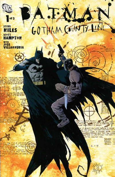 Batman: Gotham County Line/Covers