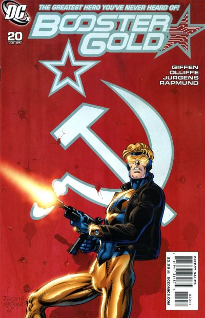 Booster Gold Vol 2 20