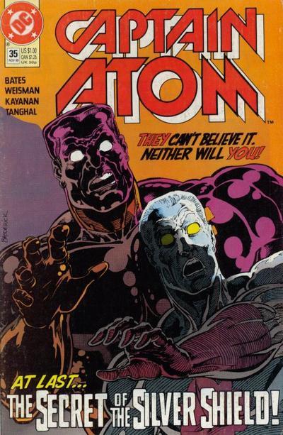 Captain Atom Vol 1 35