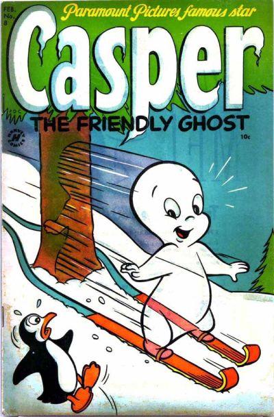Casper The Friendly Ghost Vol 1 8