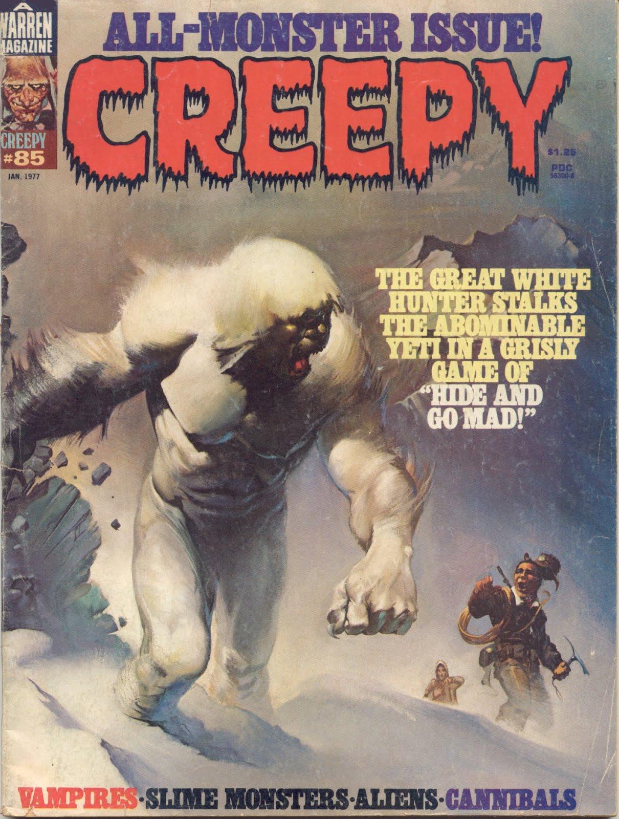 Creepy Vol 1 85