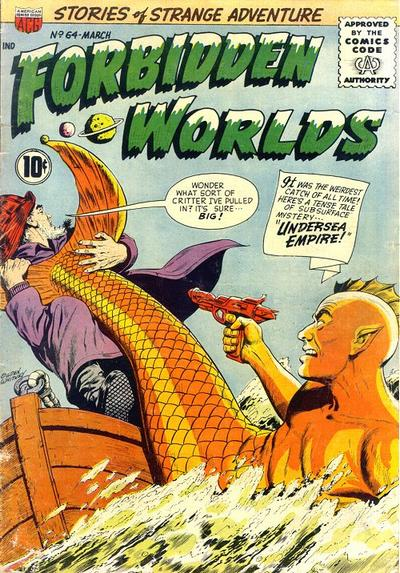 Forbidden Worlds Vol 1 64
