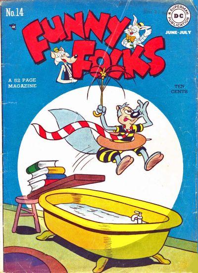 Funny Folks Vol 1 14